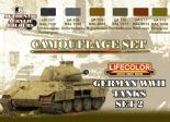 LC-CS03 German WWII Tanks 2 (22ml x 6)